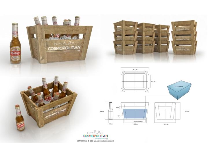 Diseño para bares